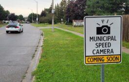 منطقة واترلو تزيد اعداد كاميرات مراقبة السرعة إلى 16 كاميرا قرب المدارس