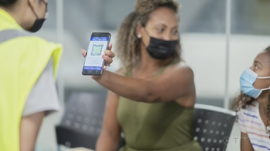 شركة ناشئة في كتشنير تؤكد أن لديها تطبيق جواز سفر التطعيم جاهز للاستخدام