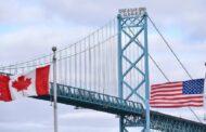 اغلاق الجسر الرابط بين كندا وامريكا واخلاء المنطقة للاشتباه بوجود متفجرات