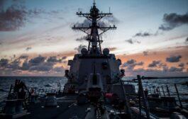 الصين تدين الولايات المتحدة وكندا لإرسالها سفن حربية عبر مضيق تايوان