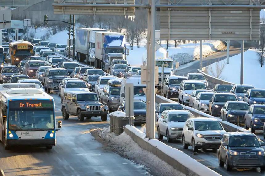 إغلاق طرقات سريعة في مونتريال في نهاية هذا الأسبوع